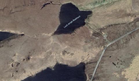 Loch Airigh Riabhach