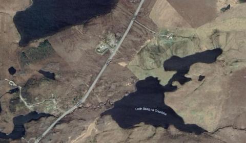 Loch Beag na Craoibhe