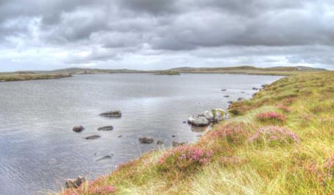 Loch Nam Falcag